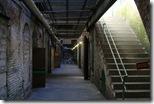 Ein Gang im unteren Teil von Alcatraz